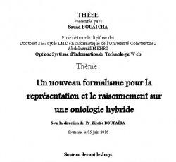 Thèses Université Abdelhamid Mehri Constantine 2